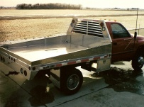 Popular Models Aluminum Truck Beds - PTB 30