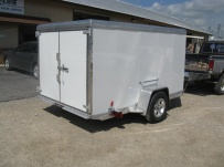 Dual Line Enclosed Cargo Trailers - DLENC 12D
