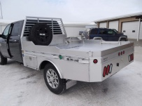 Popular Models Aluminum Truck Beds - PTB 189