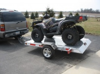 Open Utility Heavy Duty Utility Trailers -  BPU 22