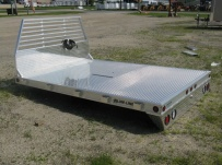 Popular Models Aluminum Truck Beds - PTB 61
