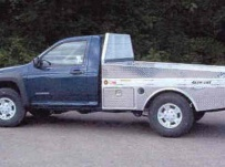 Popular Models Aluminum Truck Beds - PTB 55