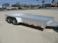 Open Utility Heavy Duty Utility Trailers - BPU 38B
