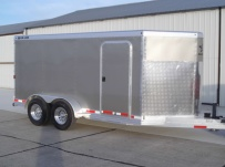 Bumper Pull Enclosed Cargo Trailers - BPDF 59