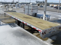 Gooseneck Heavy Equipment Flatbed Trailers - GNF 62