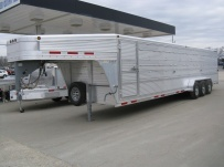 Commercial Double Deck Livestock Trailers - GNDD 36A
