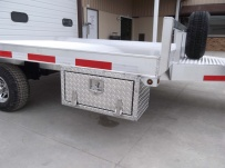 Open Utility Heavy Duty Utility Trailers - BPUC 30