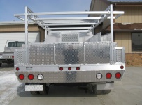 Specialized Aluminum Truck Beds - STB 174