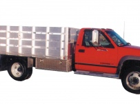 Specialized Aluminum Truck Beds - STB 89