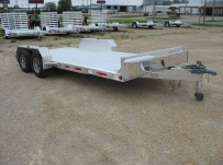 Open Utility Heavy Duty Utility Trailers - BPU 44A