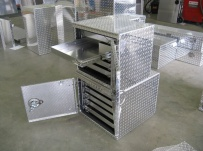 Above Body Aluminum Boxes - ABB 5