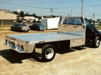 Popular Models Aluminum Truck Beds - PTB 28