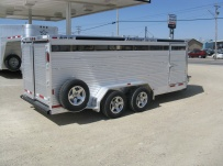 Showmaster Low Profile Small Livestock Trailers - BPLP4V 30A