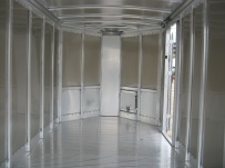 Bumper Pull Enclosed Cargo Trailers - BPDF 49C