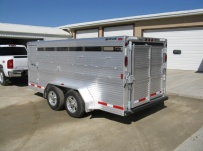 Showmaster Low Profile Small Livestock Trailers - BPLPSM 13