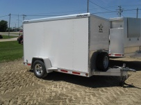 Dual Line Enclosed Cargo Trailers - DLENC 6B