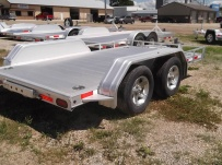 Open Utility Heavy Duty Utility Trailers - BPUC 22