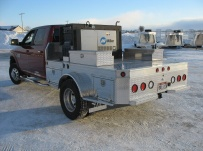 Specialized Aluminum Truck Beds - STB 192