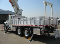 Specialized Aluminum Truck Beds - STB 66