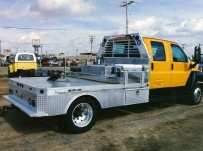 Popular Models Aluminum Truck Beds - PTB 21A