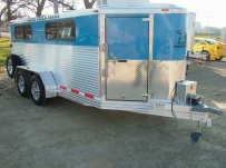 Showmaster Low Profile Small Livestock Trailers - BPLPSM 9B