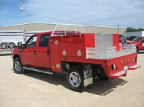 Fire and Brush Body Truck Bodies - GB 24C