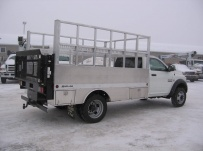 Specialized Aluminum Truck Beds - STB 191