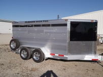 Showmaster Full Height Small Livestock Trailers -  BPSM 35A