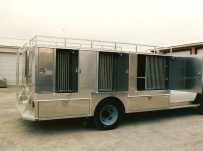 Enclosed Models Service Truck Bodies - SBE 4A