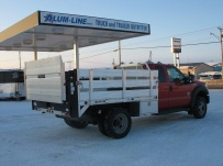 Specialized Aluminum Truck Beds - STB 131