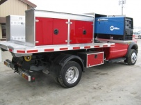 Contractor Component Truck Bodies - CP 56A