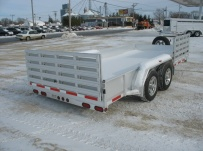 Open Utility Heavy Duty Utility Trailers - BPU 31B