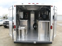 Bumper Pull Enclosed Cargo Trailers - BPDF 37B