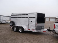 Showmaster Low Profile Small Livestock Trailers - BPLPSM 40