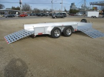 Open Utility Heavy Duty Utility Trailers - BPU 37