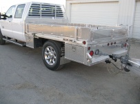 Specialized Aluminum Truck Beds - STB 130C