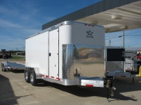 Bumper Pull Enclosed Cargo Trailers - BPDF 60A