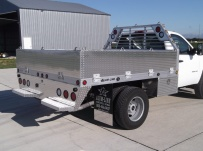 Specialized Aluminum Truck Beds - STB 158