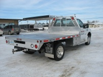 Popular Models Aluminum Truck Beds - PTB 56