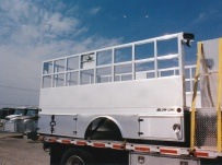 Specialized Aluminum Truck Beds - STB 106