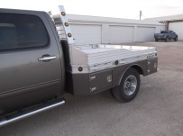 Popular Models Aluminum Truck Beds - PTB 185A