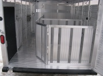 Showmaster Low Profile Small Livestock Trailers - BPLP4V 29C