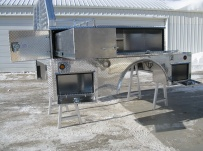 Specialized Aluminum Truck Beds - STB 108