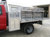 Fire and Brush Body Truck Bodies - GB 27