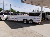Open Utility Heavy Duty Utility Trailers - BPU 48