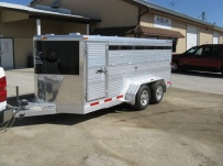 Showmaster Low Profile Small Livestock Trailers - BPLPSM 14
