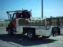 Specialized Aluminum Truck Beds - STB 98