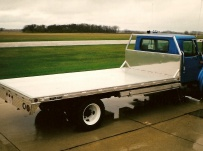 Popular Models Aluminum Truck Beds - PTB 22
