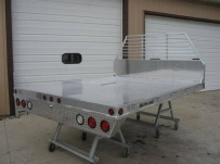Standard Production Models Aluminum Truck Beds -  PMTB 1