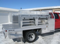 Fire and Brush Body Truck Bodies - GB 32A